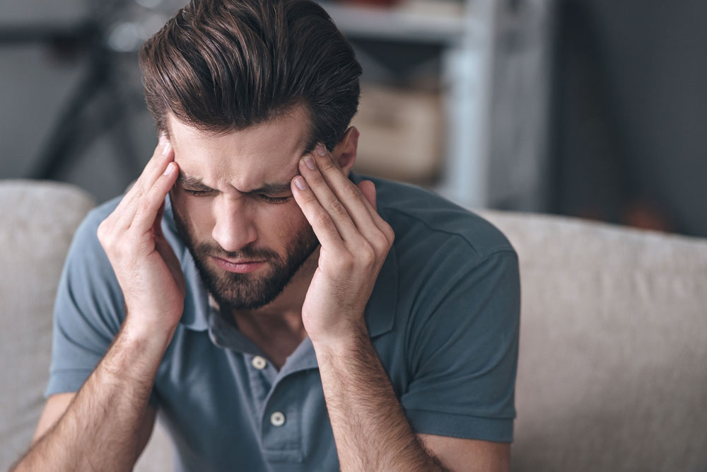 people suffering from headache can seek treatment with chiropractors in Indianapolis